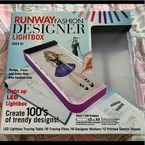 Other Project Runway Fashion Design Lightbox Poshmark